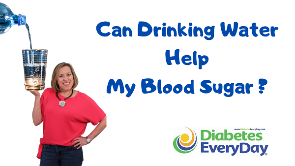 Can Drinking Water Help My Blood Sugar